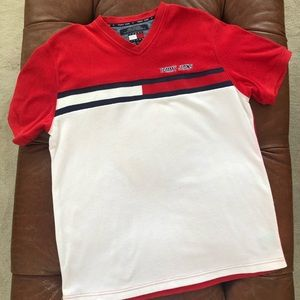 Tommy Hilfiger Vintage Tommy Jeans Terry Cloth Tee